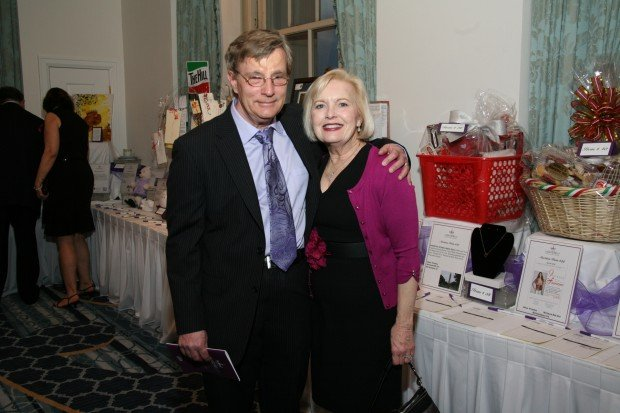 Dr. Terry and Carol Moore