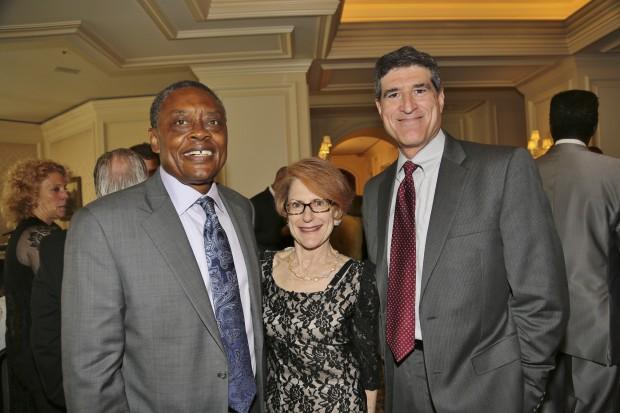 Sherman George, Sheila Greenbaum, Jeffrey Mittman