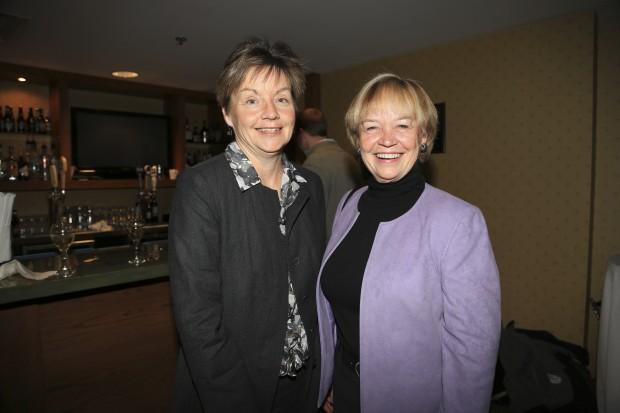 Maureen Hermann, Kathy Anderson
