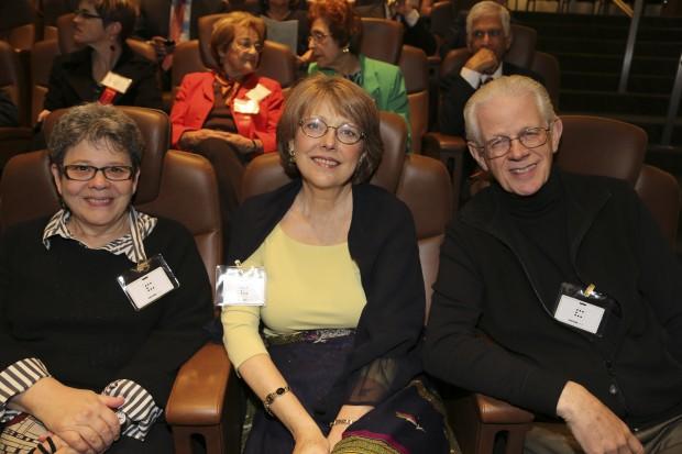 Kathleen Sitzer, Debra Carson, Allen Carl Larson