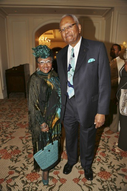 Vonnie and Art Carrington