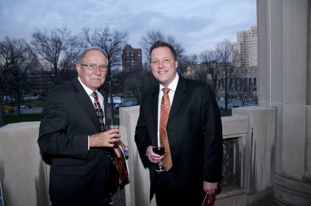 Don Roberson, Mark Swisher