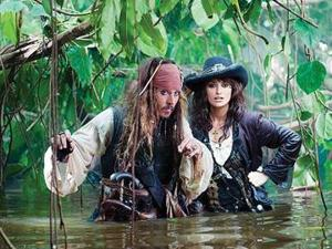 Pirates of the Caribbean IV: On Stranger Tides: It's a 6