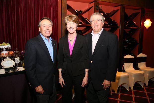 Wayne Kaufman, Lisa Walsh, Steve Rosenblum