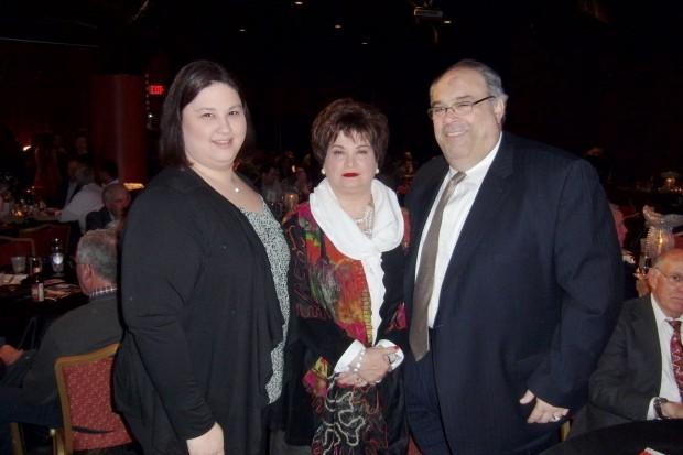 Erica Protzel, Joanie and Al Protzel