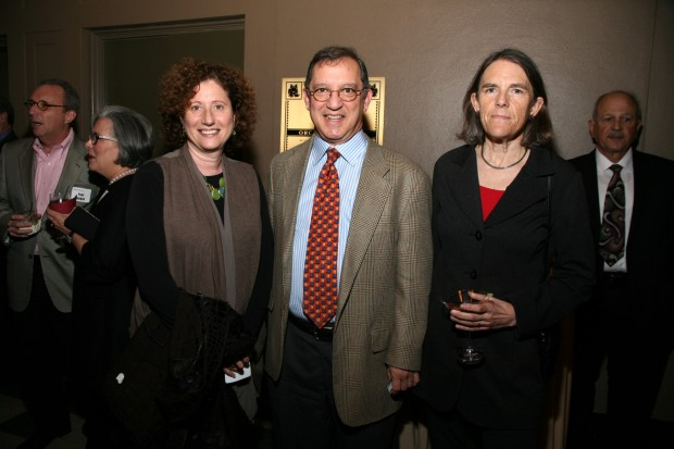 Marci Eisen, Ed and Betsy Lawlor