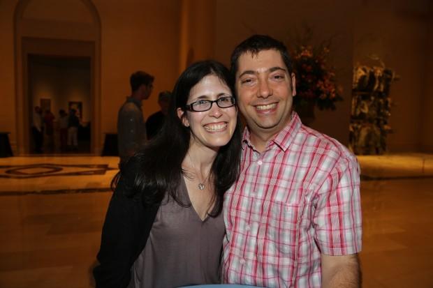 Deborah and David Burns