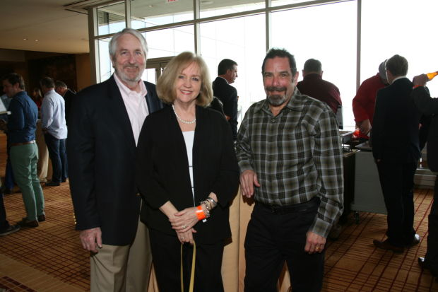 Mike Owens, Lyda Krewson, Mont Levy