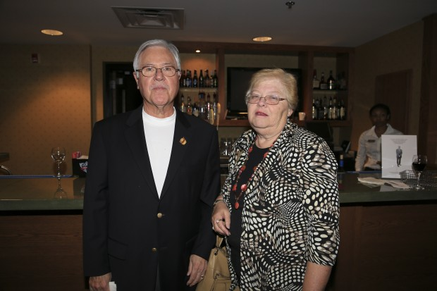 Bill and Mary Beth Purdy
