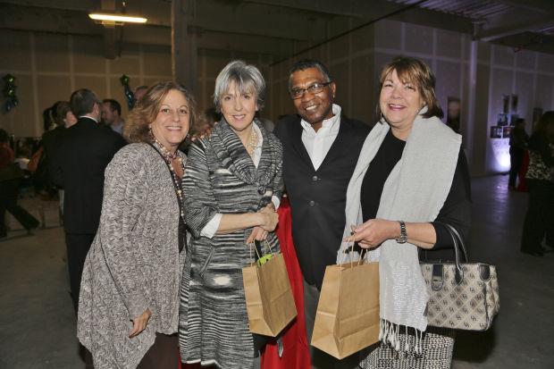 Linda Weiner, Lyn Demoss, Artemus Phillips, Anne Demoss