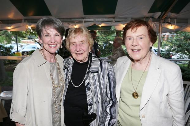 Jinny Klein, Dr. Jessie Ternberg, Dr. Mabel Purkerson