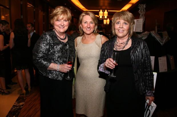 Karen Tucker, Judy Rubin, Betsy Malloy