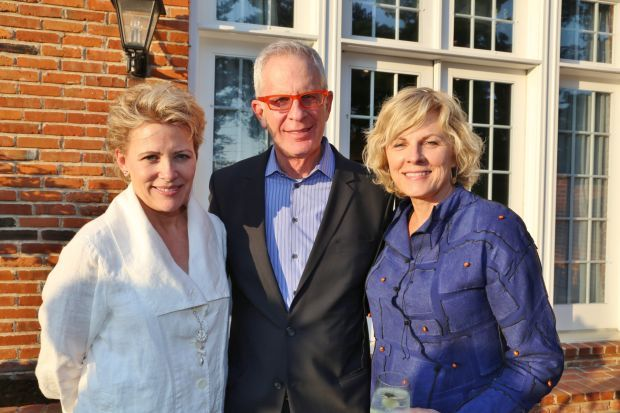 Susan Scully, Andy and Kellie Trivers
