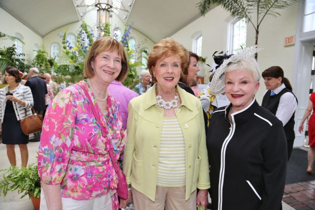 Kathy Fulstone, Judy King, Rosemary Rosenthal