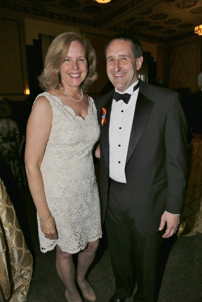Kirsten and David Bartholomew