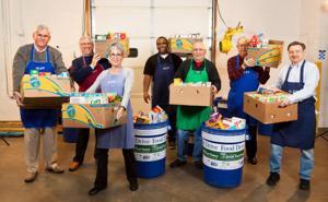 Jewish Family and Children's Services Harvey Kornblum Food Pantry