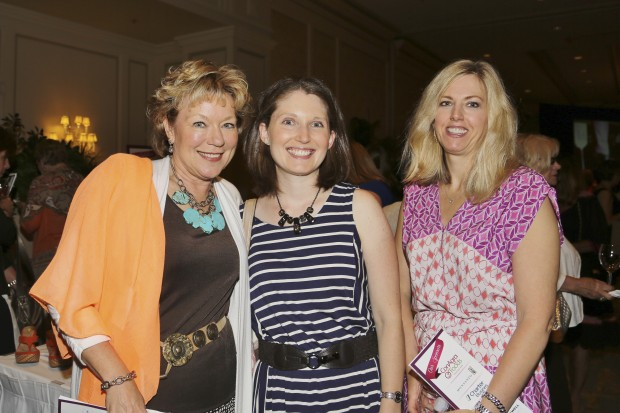 Joy Krieger, Ruth McMillan, Dana Palubiak