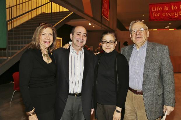 Phyllis Langsdorf, Dr. Roy and Jill Moed, Ken Langsdorf