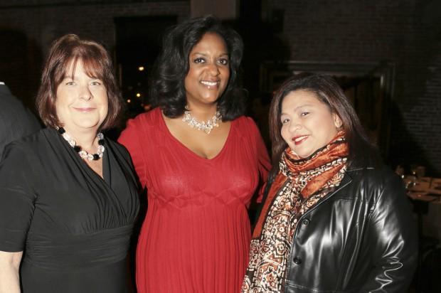 Karin Moody, Kelly Jackson, Malou Nievera