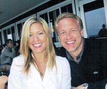Lauren Christensen and Thomas Biggs