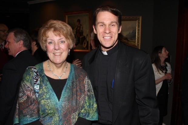 Lucia Signorelli, Fr. Jeff Vomund