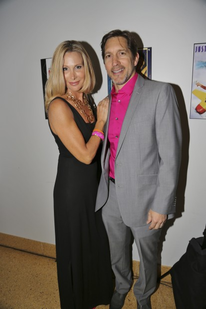 Paula and Jeff Reed