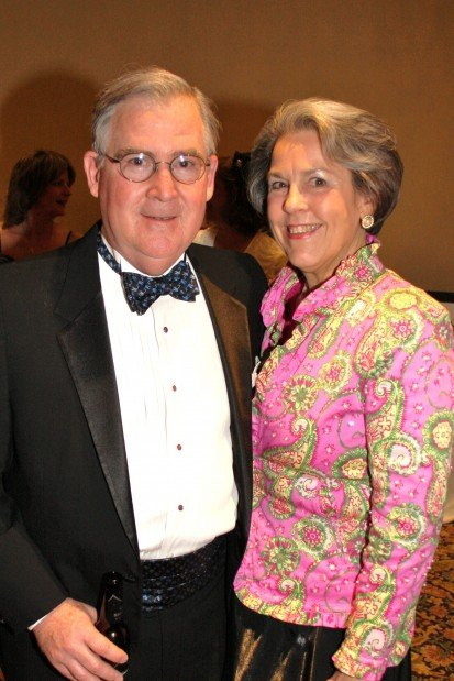 Ted and Mary Beth Engler