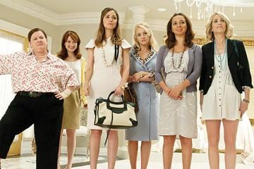 Bridesmaids: Its a 7  