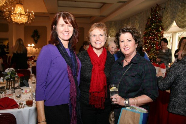 Jane Tracy, Carol Walsh, Ann Hampel