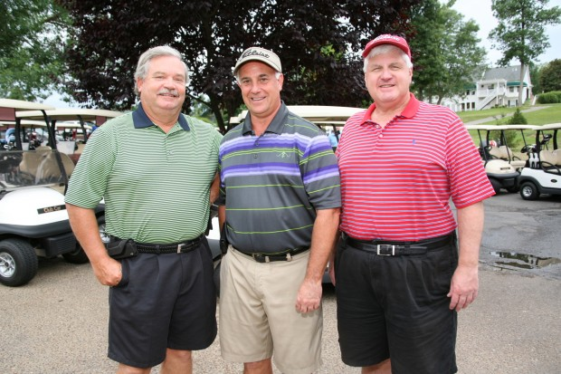 Terry Bader, Mitch Stern, Dale Poslosky
