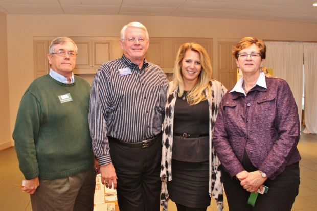 Mid-East Area Agency on Aging MEAAA 40th anniversary Reception