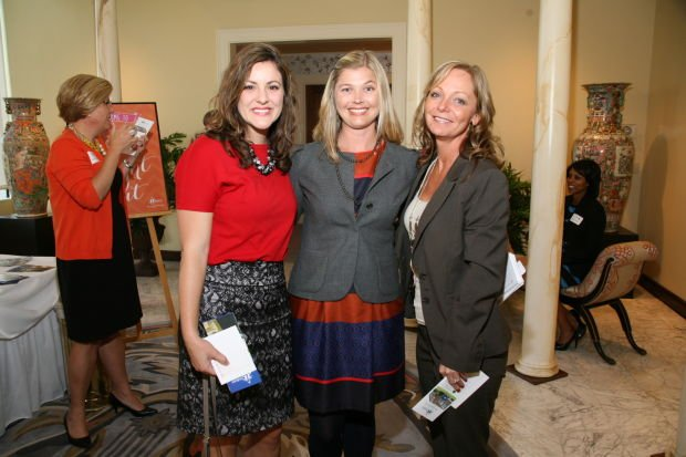 Candice Tenney, Tracy Howren, Pam Rezex