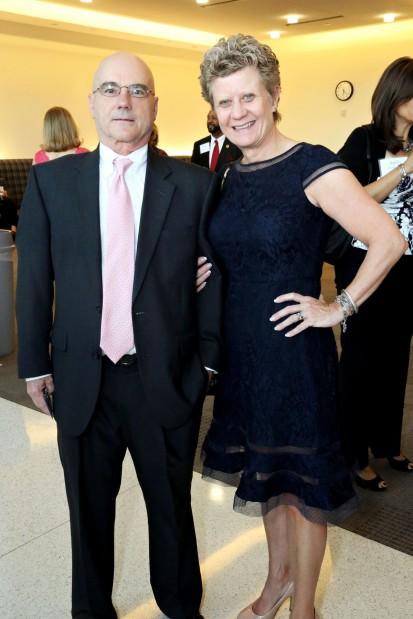 John and Linda Martin