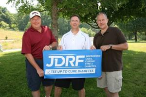 JDRF Tee up to Cure Diabetes - 2012