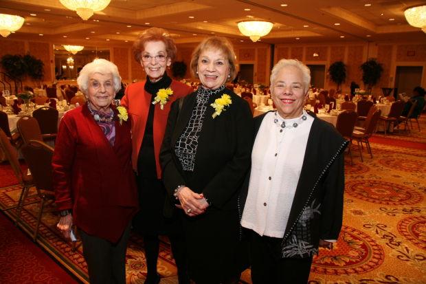 Vivian Zwick, Barbara Wagner, Martha Kessel, Terry Bloomberg