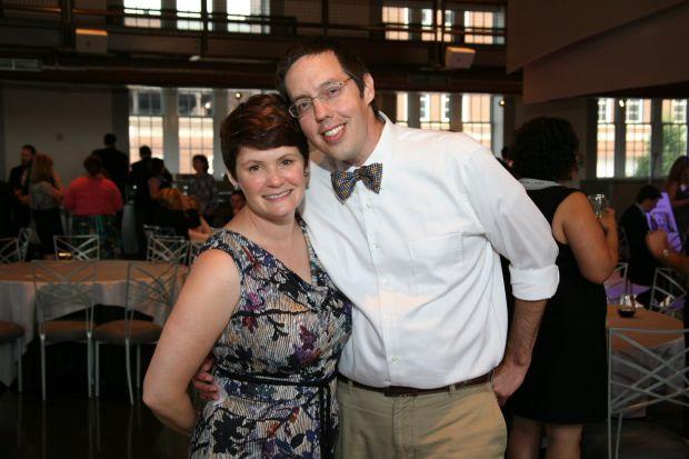 Sarah and Jason Crowder