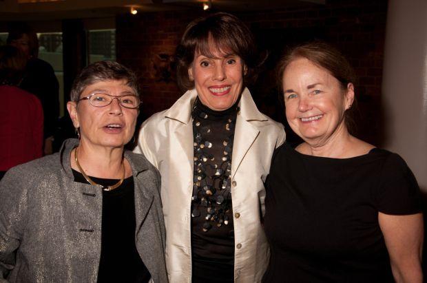 Joan Briccetti, Marylen Mann, Marcia Kerz