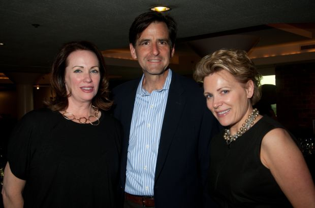 Michelle Donnely, David Bentzienger, Susan Scully