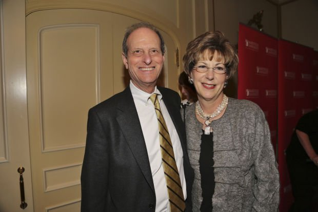 Ed and Ellen Lieberman