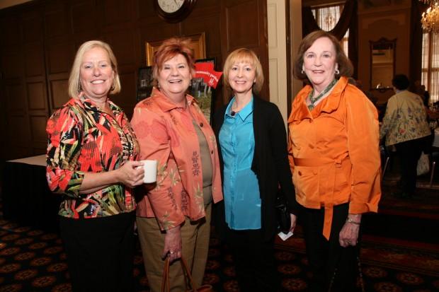 Sue Bassett, Kathy Reese, Kathy Barresi, Linda Lee