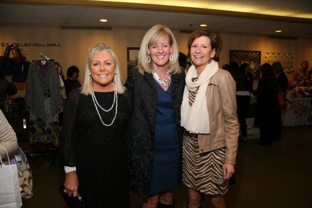 Joanie Mills, Ruth Redlingshafer, Margaret Barrett