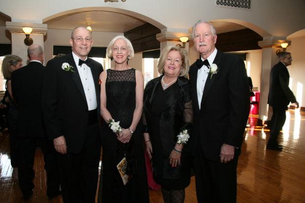 Tim and Kim Eberline, Don and Mary Pillsbury Wainwright