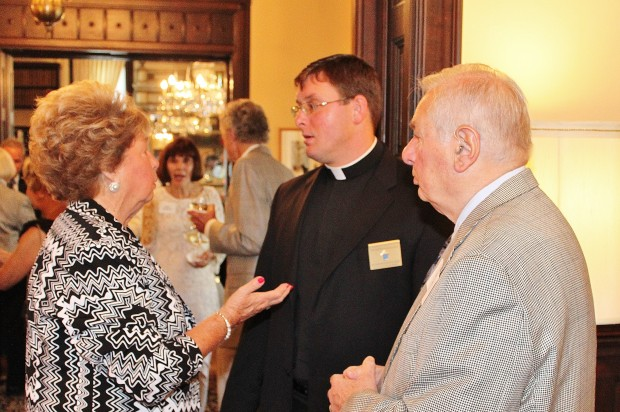 Archbishop Carlson Reception