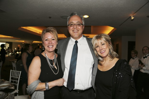 Mary and Mike Salerno, Debbie Rub