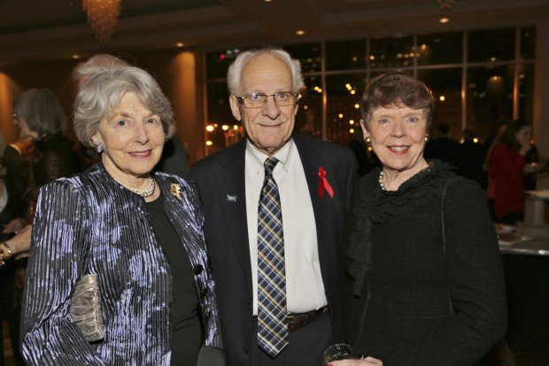Judy Scott, Peter and Alice Sargent