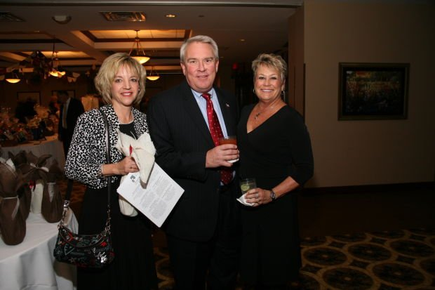 Cindy Garrett, Steve and Cheri Schulte