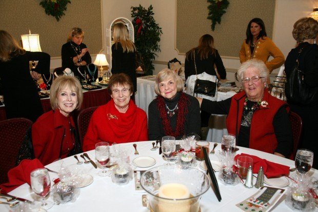 Jeni Donahue, Joain Beermann, Marilyn Fleming, Mary Kay Tonsi