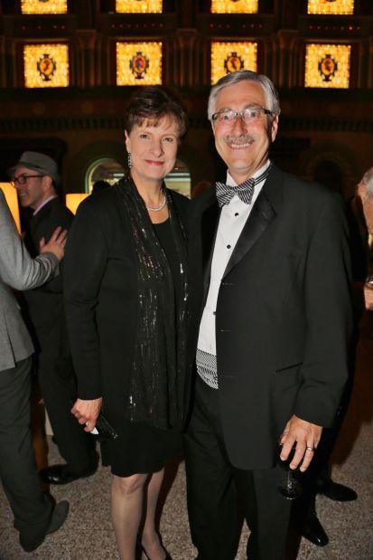 Debra Hollingsworth, Mark Stacye