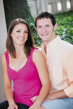 Jennifer Thomas and Craig Flemingloss