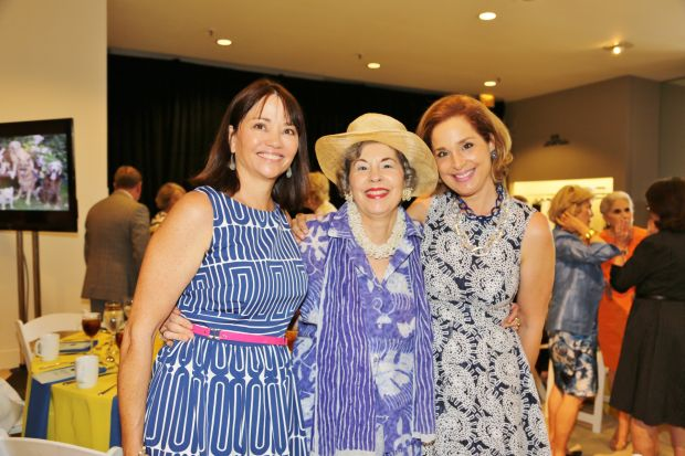 Vicki Chabot, Jackie Frerichs, Julie Nelson